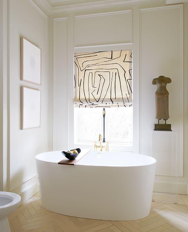 Отдельно стоящая ванна 6