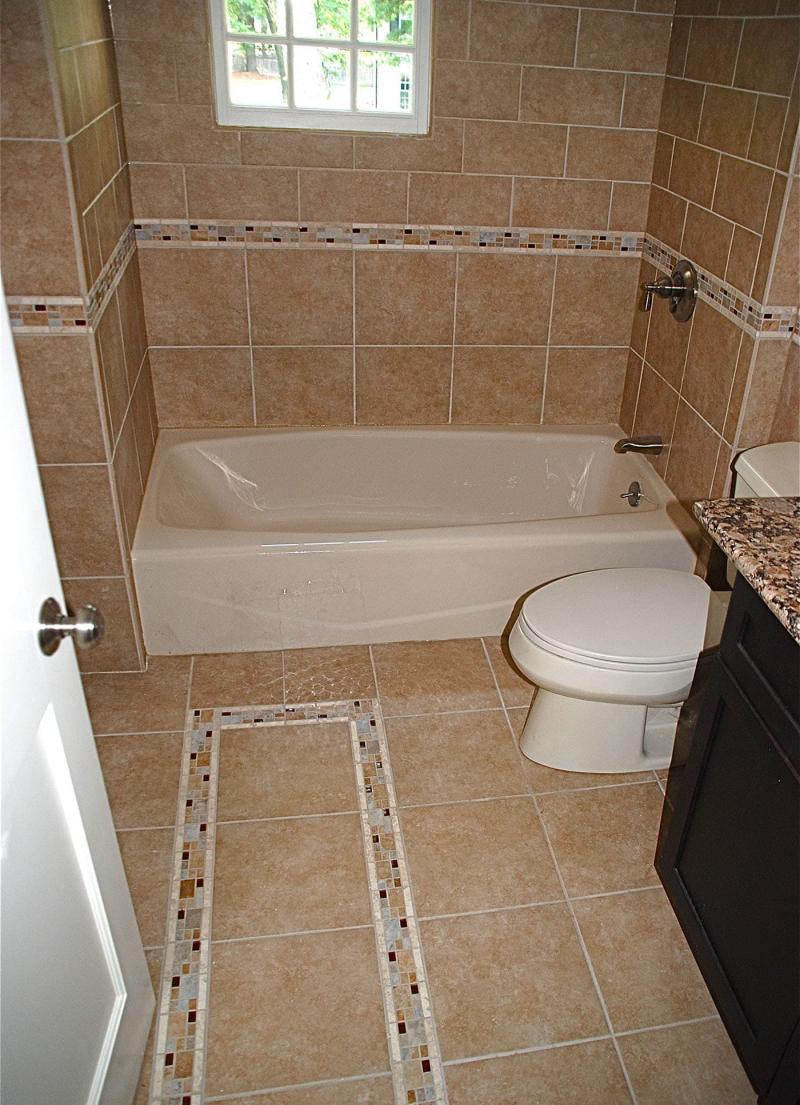 Интерьер ванной комнаты 4 кв м 3