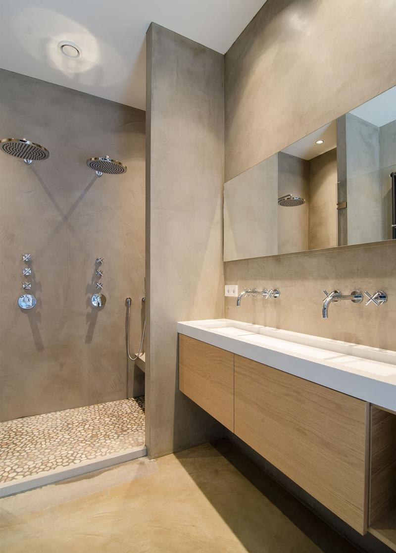 Интерьер ванной комнаты 4 кв м 5