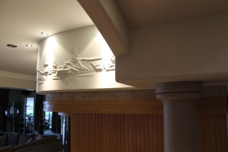 Берни Митчелл и его скульпутрные шедевры 4