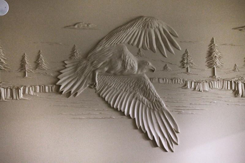 Берни Митчелл и его скульпутрные шедевры 6