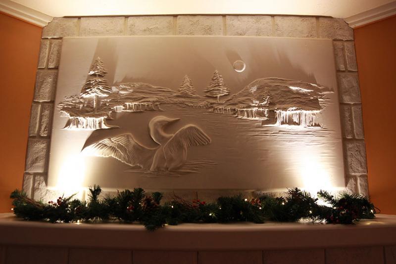 Берни Митчелл и его скульпутрные шедевры 8