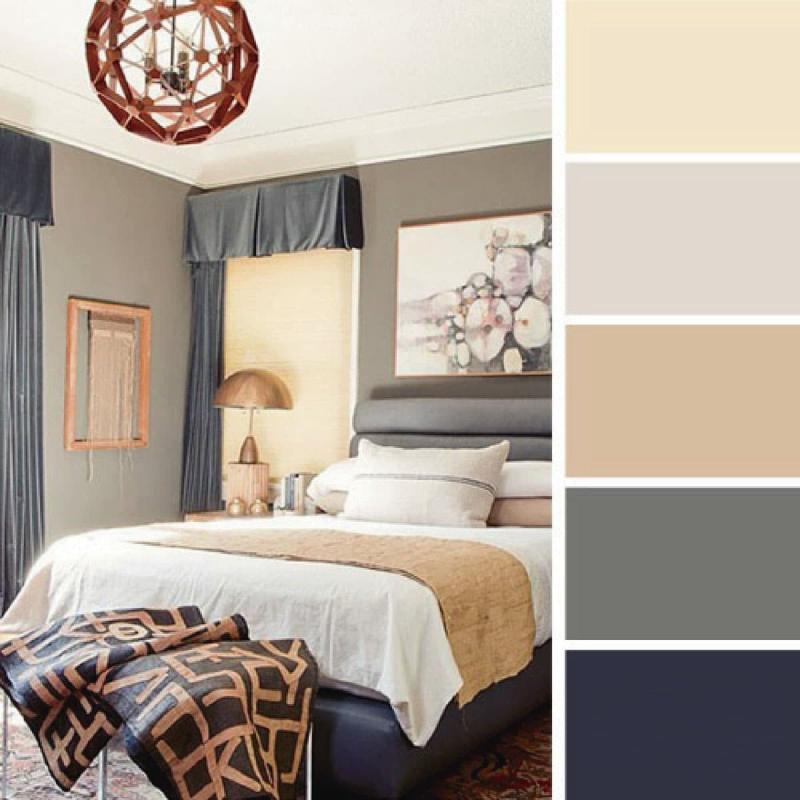 Цветовая схема по фото 4