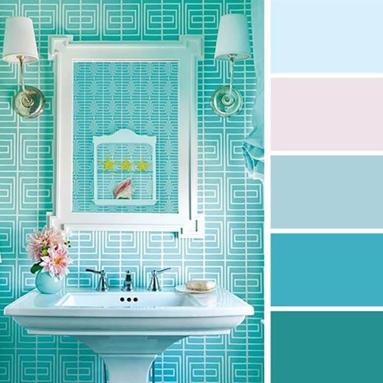 Цветовая схема по фото 6