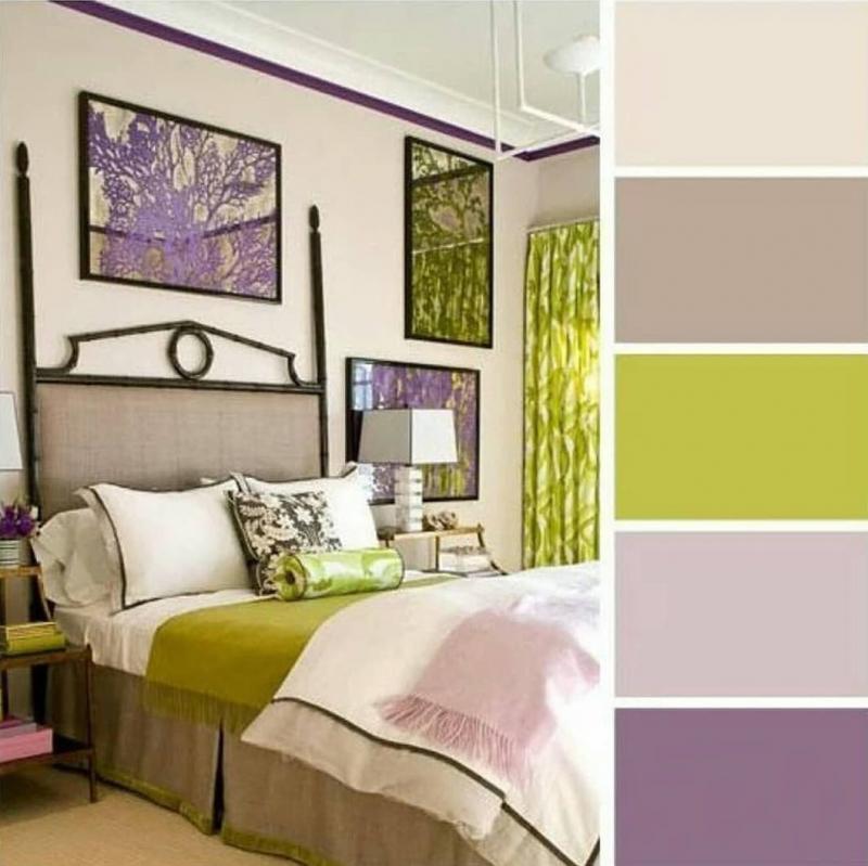 Цветовая схема по фото 9