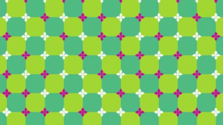 Оптическая иллюзия 1