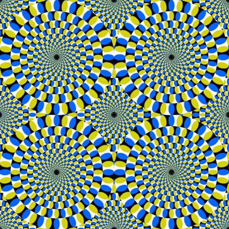 Оптическая иллюзия 3