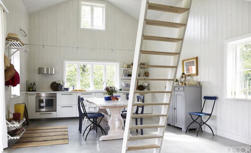Дом в скандинавском стиле 1