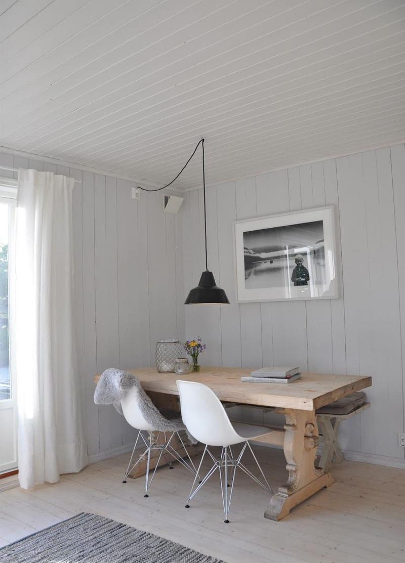 Кабинет в скандинавском стиле 4