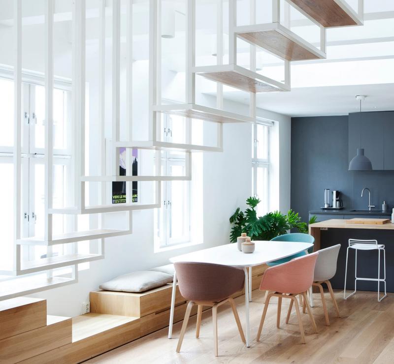 Мебель в скандинавском стиле 1