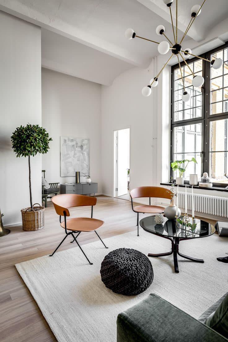 Мебель в скандинавском стиле 2