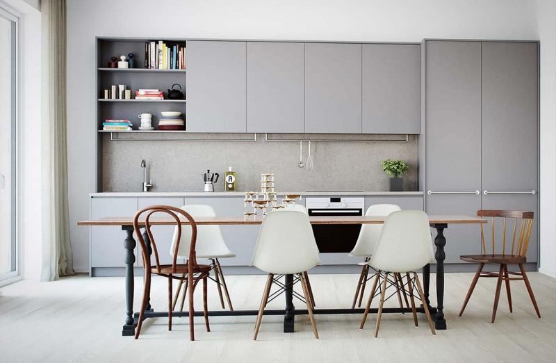 Мебель в скандинавском стиле 5