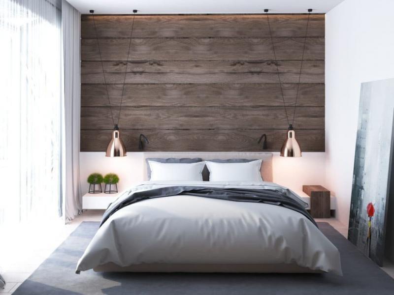 Спальня в скандинавском стиле 5