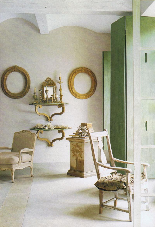 Мебель в стиле прованс 1