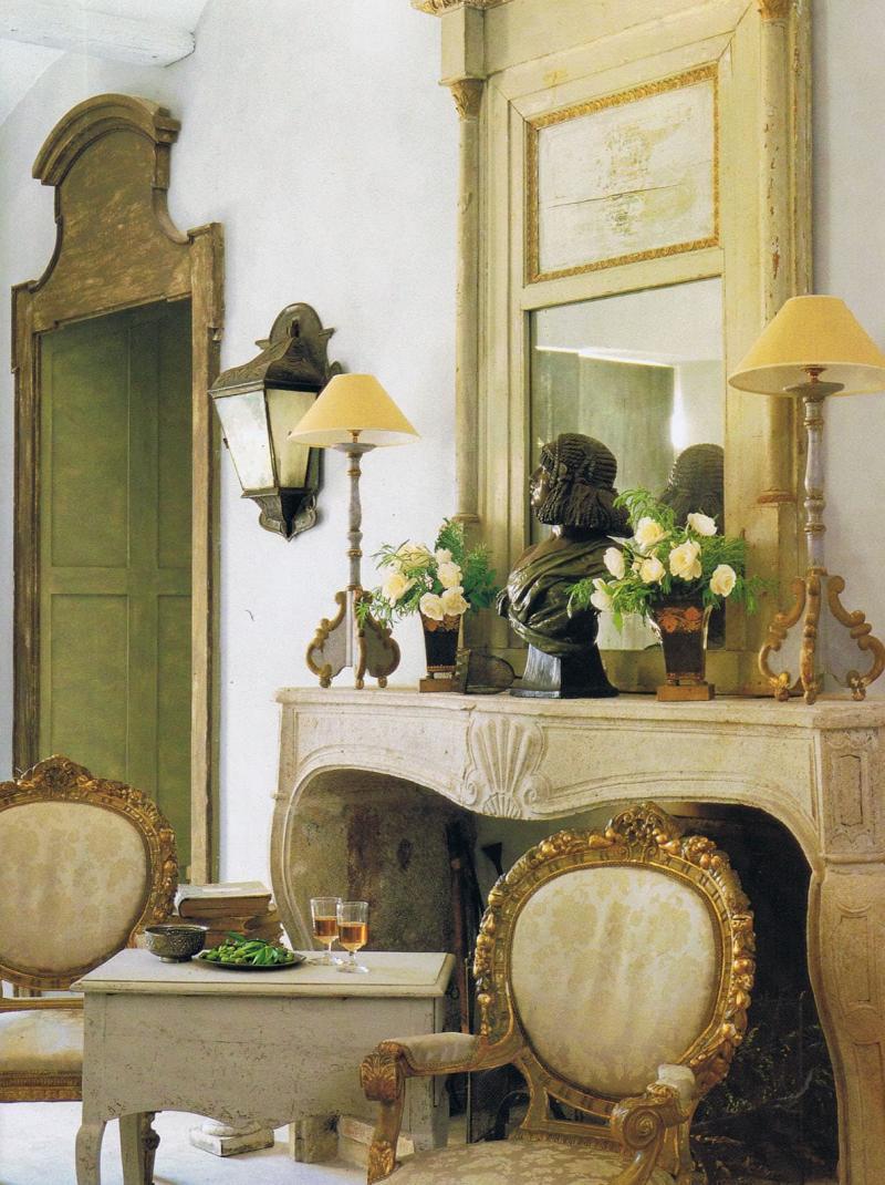 Мебель в стиле прованс 4