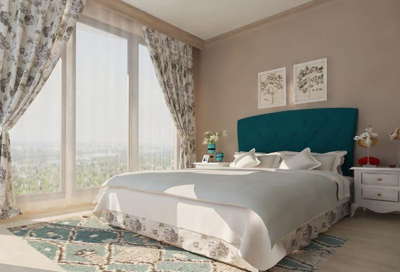 Спальня в стиле прованс 5
