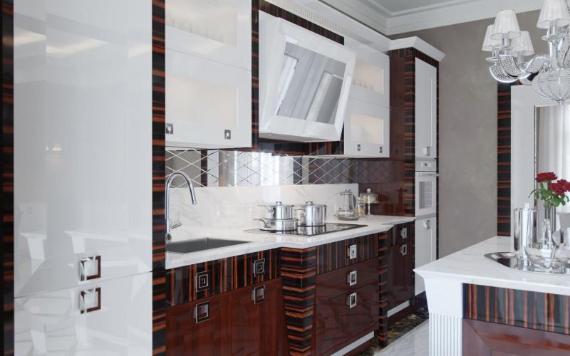 Кухня Атлас Люкс 2