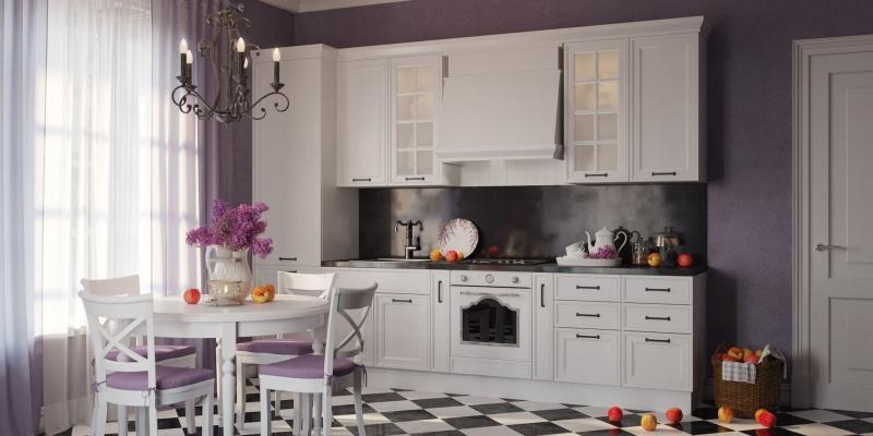 Кухня Атлас Люкс 3