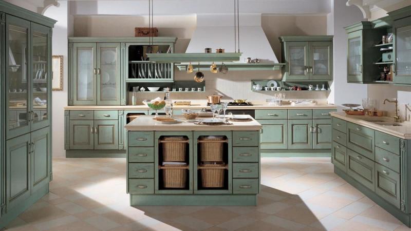 Кухня Scavolini 2