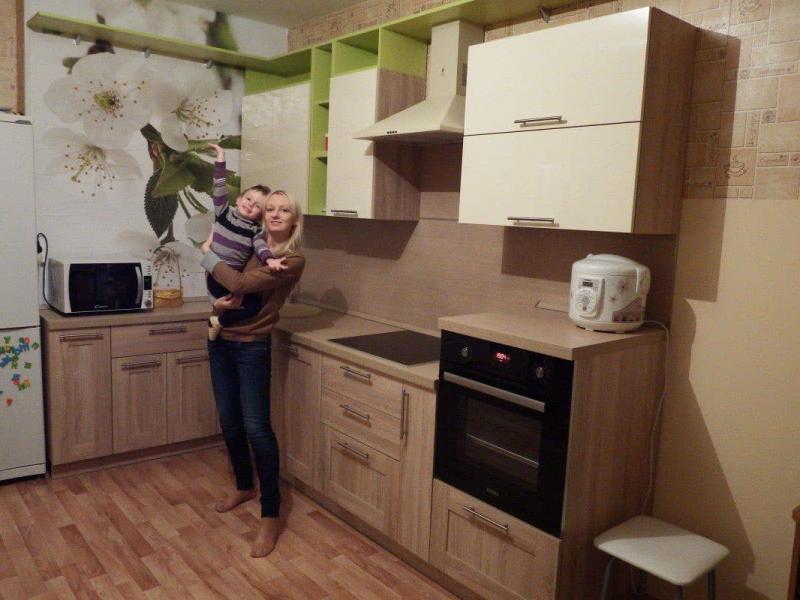 Кухня Трио 3