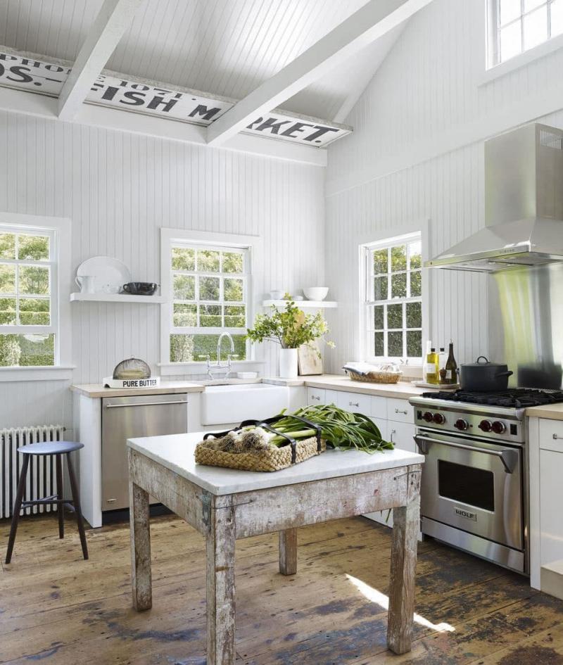 Угловая маленькая кухня 2
