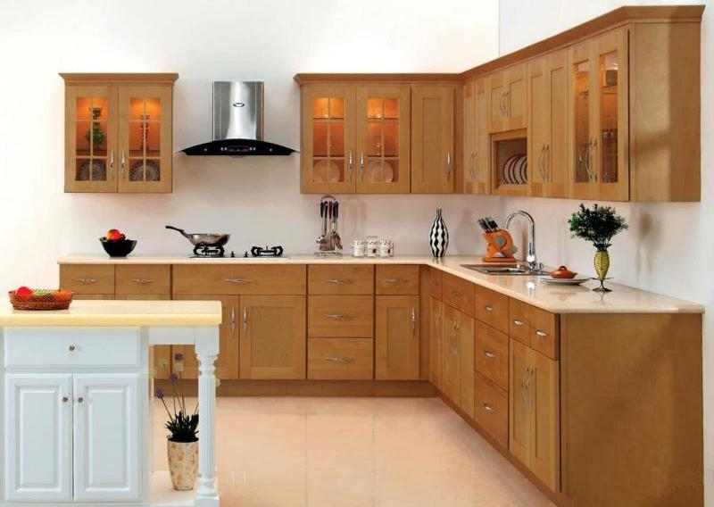 Угловая кухня 10 кв. м 3