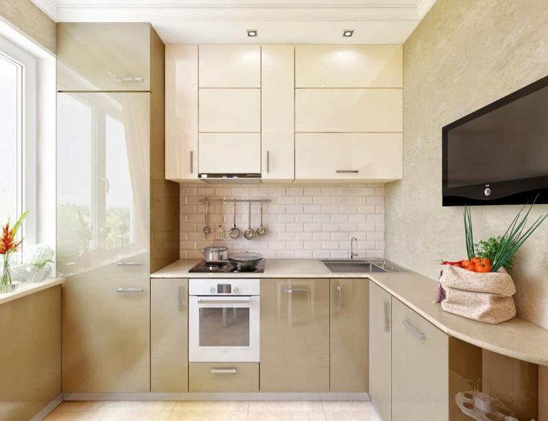 угловые кухни 150 фото дизайна г образной кухни