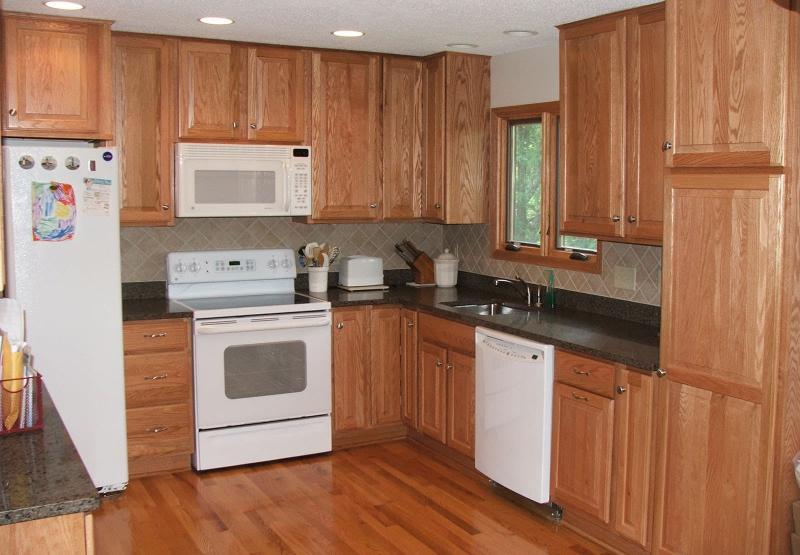 Угловая кухня 9 кв. м 3