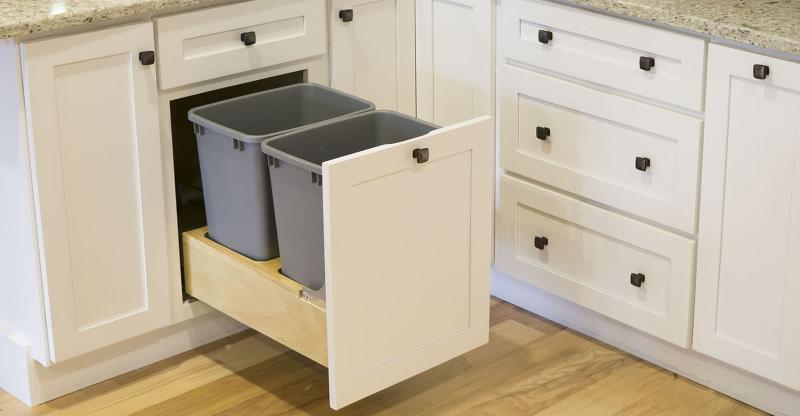 Угловой модуль для кухни (нижняя линия) 4