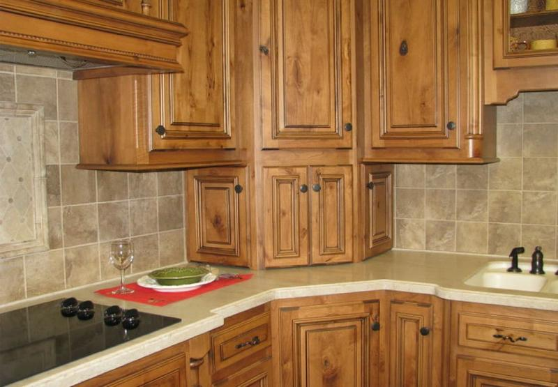 Угловой модуль для кухни (верхняя линия) 3