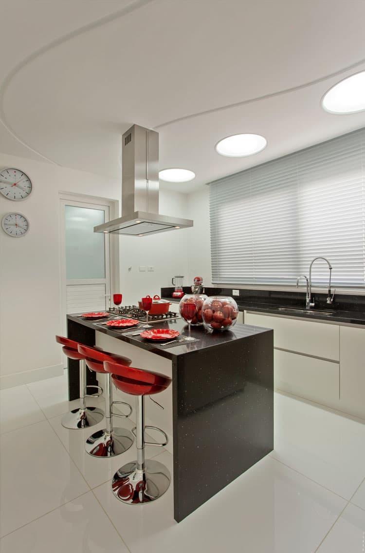 Кухня 6 кв. м в стиле минимализм 5