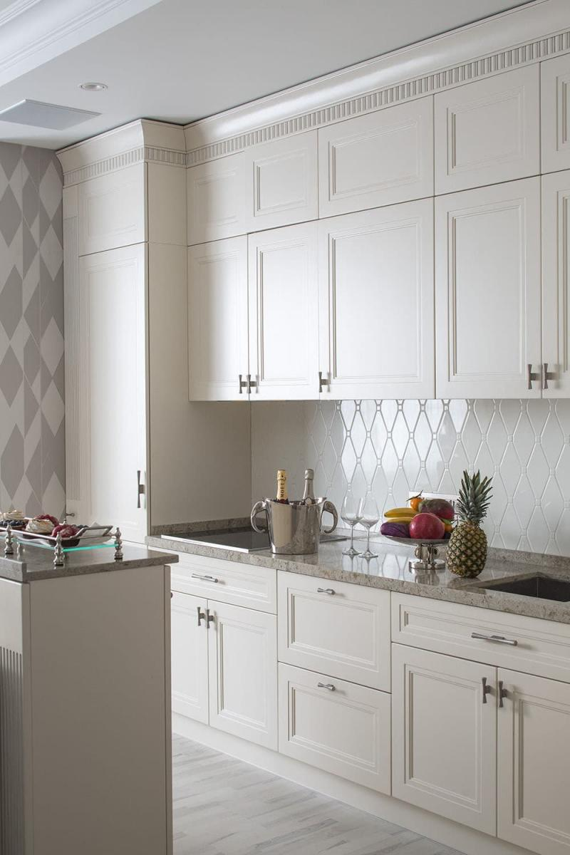 Многоярусный кухонный гаринтур 2
