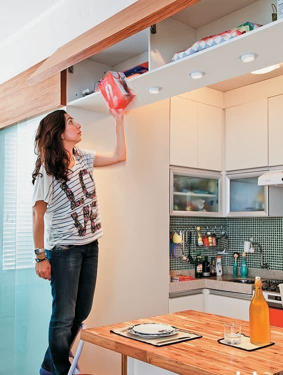 Многоярусный кухонный гаринтур 4