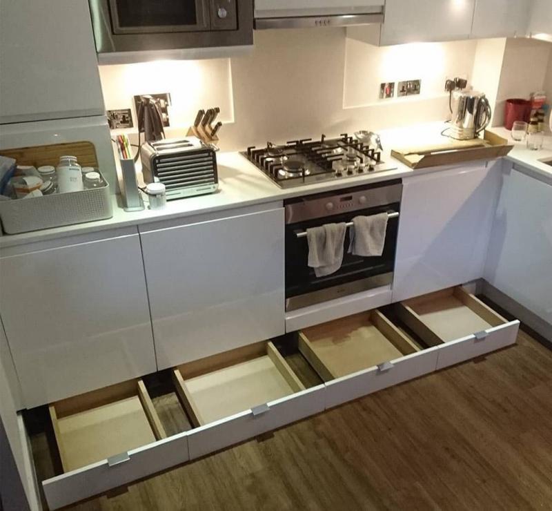 Многоярусный кухонный гаринтур 5