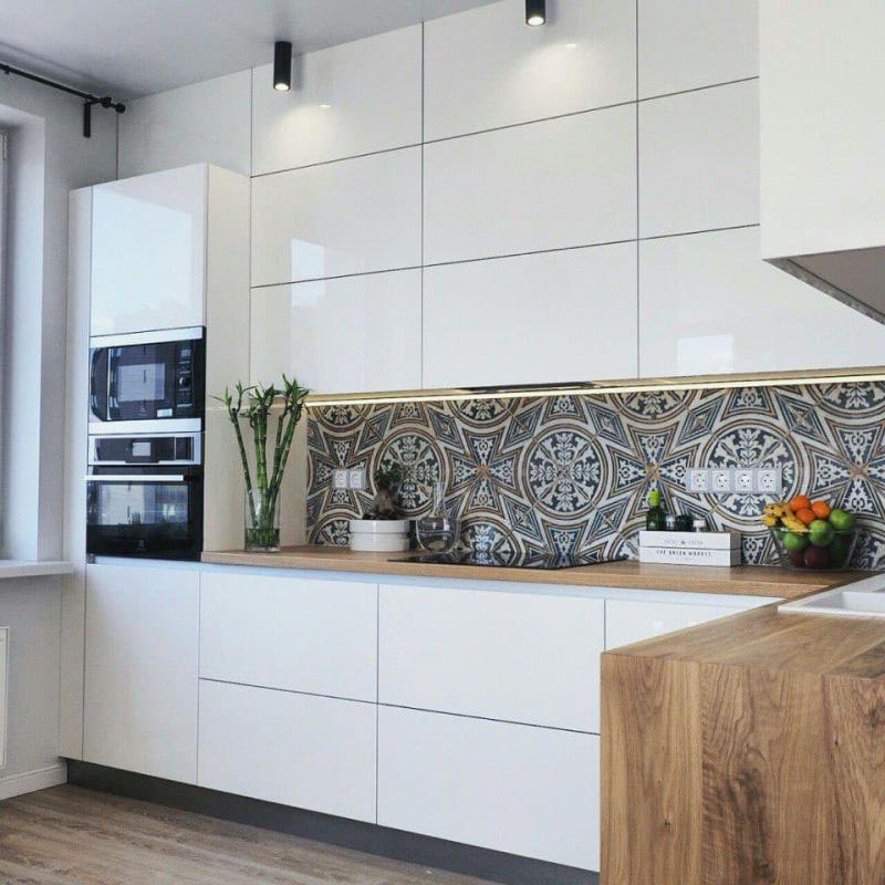 Многоярусный кухонный гаринтур 6
