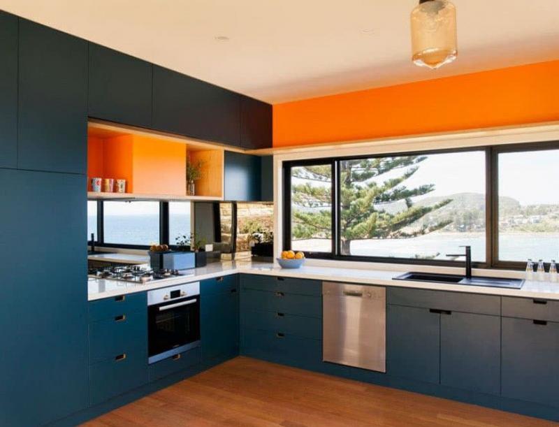 Угловая кухня 6 кв.м 4