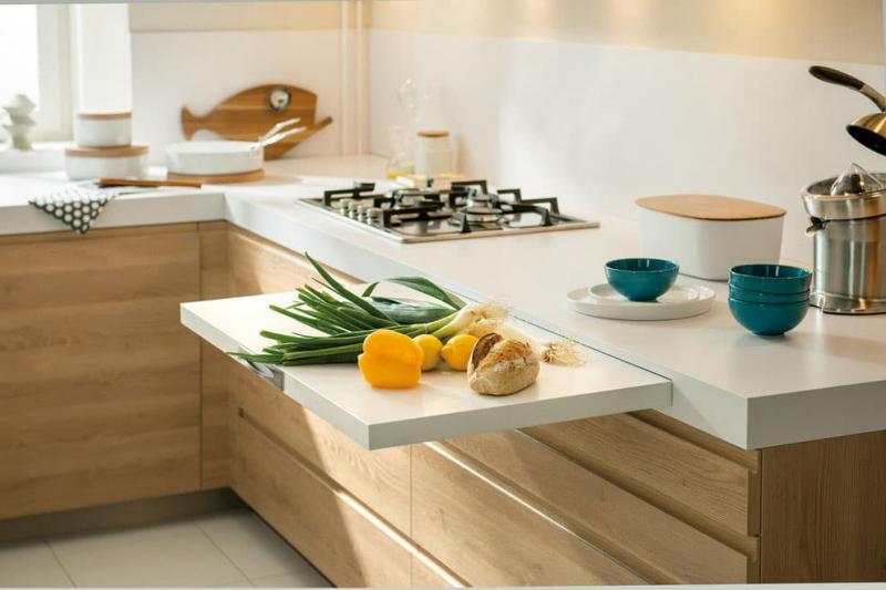 Встроенная бытовая техника для кухни 6 кв.м 2