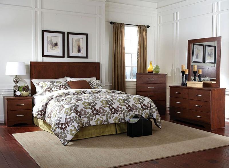 Интерьер спальни 18 кв. м 2
