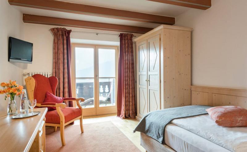 Спальння в классическом английском стиле 1