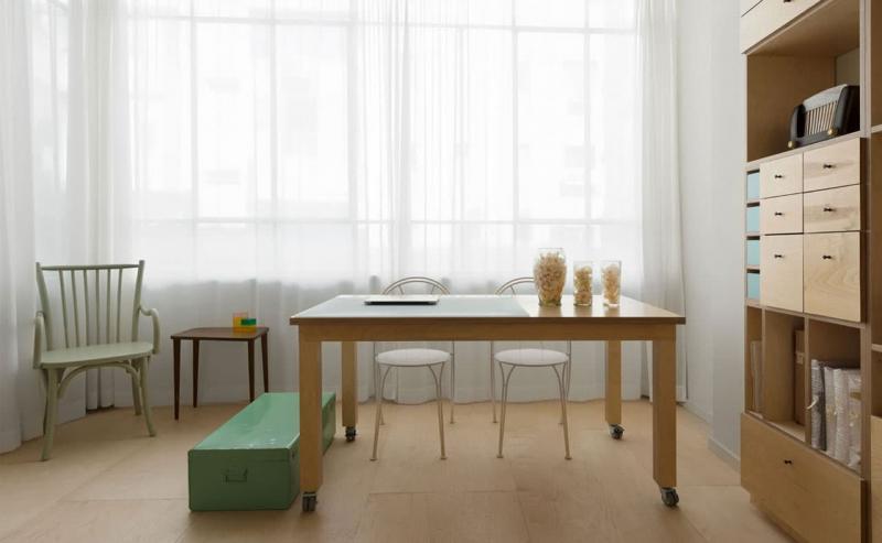 Спальня-студия 18 кв.м 8