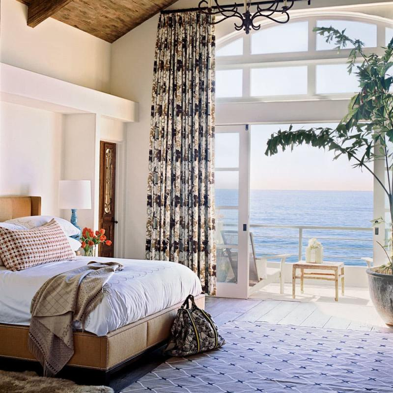 Спальня 18 кв. м с балконом 1
