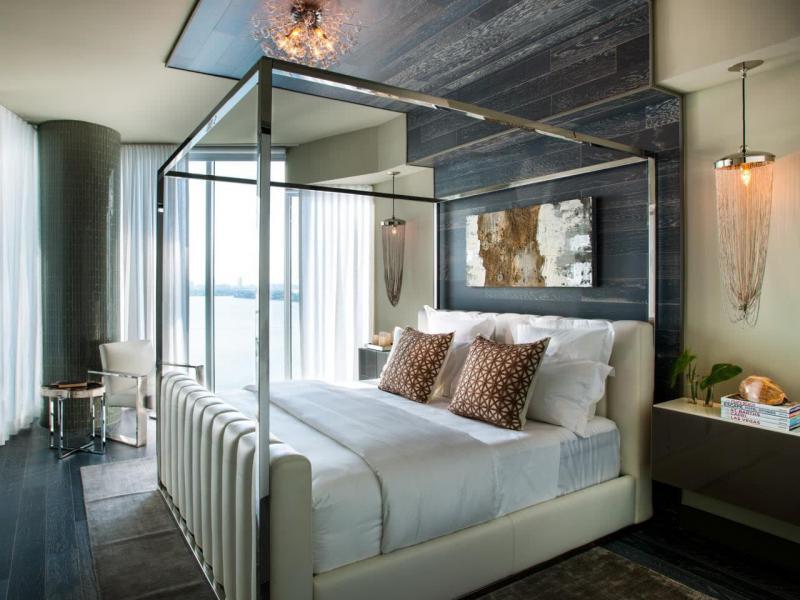 Спальня 18 кв. м с балконом 3