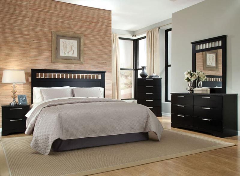 Спальня с двуспальной кроватью 3