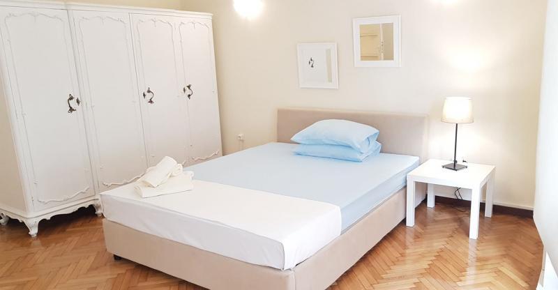 Спальня в классическом стиле 1