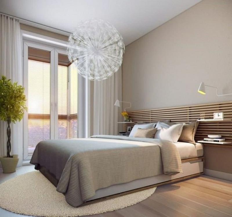 Спальня в современном стиле 3