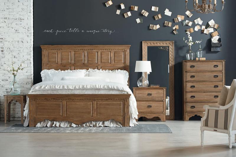 Спальня в стиле эклектика 1