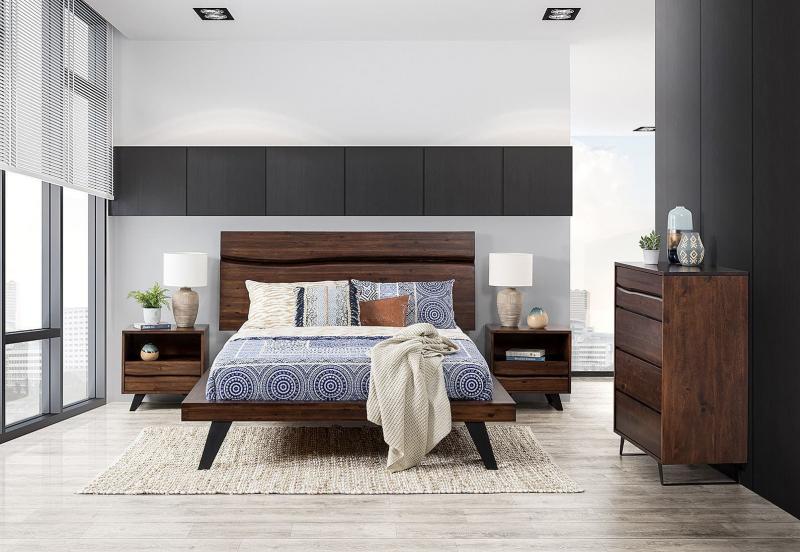 Спальня в стиле эклектика 2