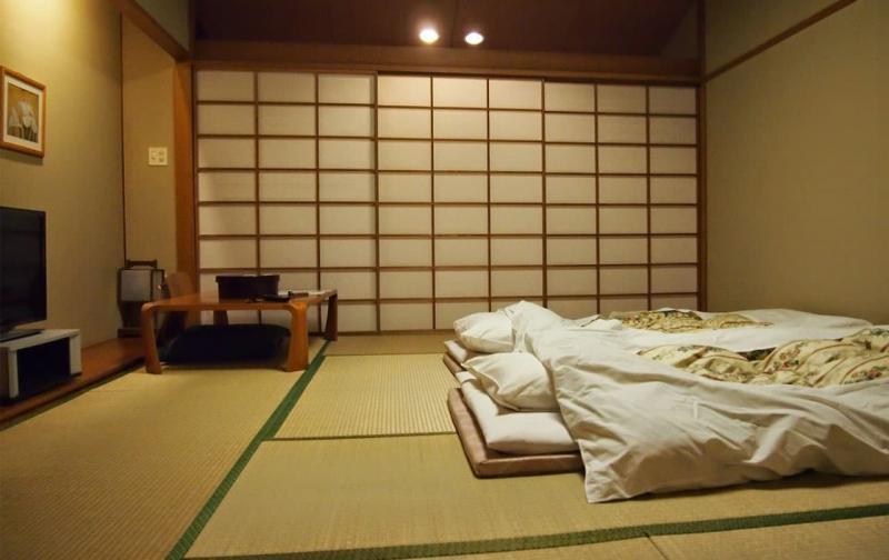 Спальня в восточном стиле 2