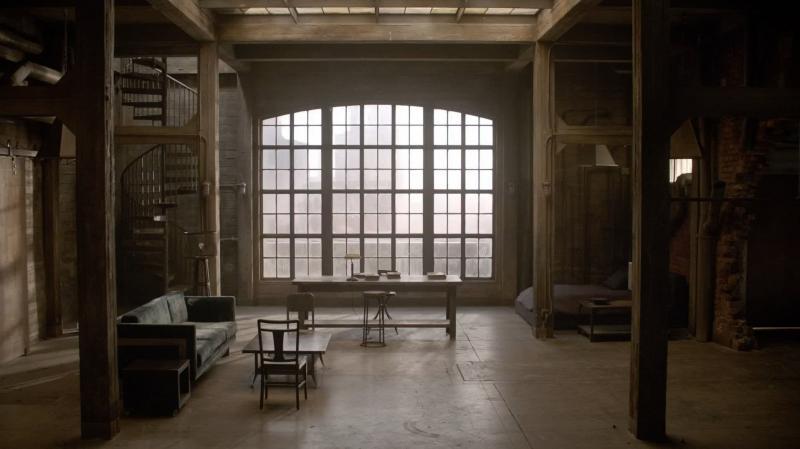 Окна в стиле лофт 5