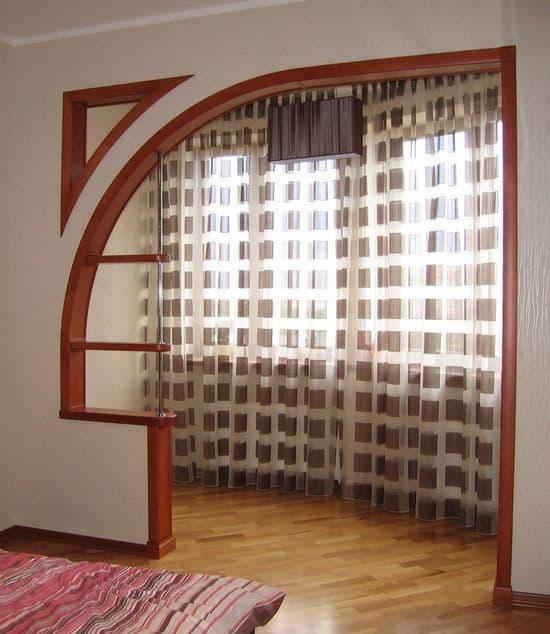 Дизайн дверного проема 1